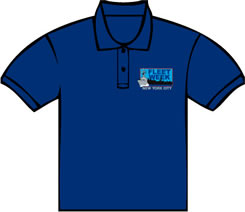 Fleet Week New York City polo shirts