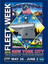 Fleet Week New York City posters